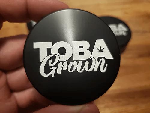 TobaGrown Grinder